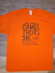 The Camel Trot T-Shirts